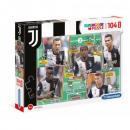 ingrosso Puzzle: Puzzle Maxi Juventus 104 pezzi