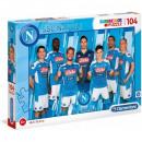 Puzzle 104 pezzi Napoli