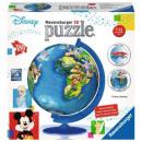 Globo puzzle 3D da 180 pezzi Disney