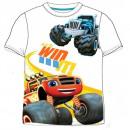 Blaze E MACCHINE PER MOSTRI T-Shirt BMM BOYS 5