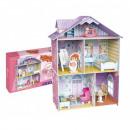 groothandel Speelgoed (algemeen): 3D Puzzle Dollhouse Little Artist