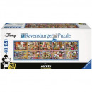 Puzzle DisneyMickey Puzzle of 40320 pieces - Mick