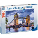Puzzle of 3000 pieces Beautiful City of London