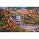 Puzzle di 3000 elementi, regno animale