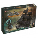 3D Puzzle Big set pirate ship Revenge of the Kings
