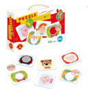 Super Buzki Puzzle, Owl Madra Head