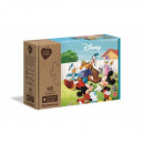 Puzzle DisneyMickey Puzzle 3x48 pieces PFF Mic