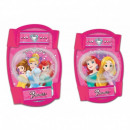 Princess BICYCLE BOOTS - KNEES AND SHOULDERS -