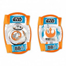 Star Wars BICYCLE PROTECTORS - KNEE AND LOCATION -