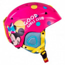 Mickey MUIS SKIHELM Minnie