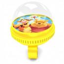 Großhandel Fahrräder & Zubehör: Winnie the Pooh RINGER - Fahrrad Horn KUBUS