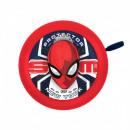 Großhandel Fahrräder & Zubehör: Spiderman BELL RINGTON Spiderman