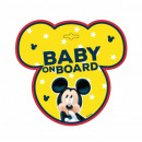 Mickey MOUSE BABY ON BOARD Mickey