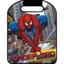 Spiderman tapa en el asiento Spiderman