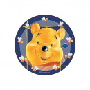 wholesale Curtains & Drapery: Winnie the Pooh STATIC CHUCK 37CM ​​KUBUS