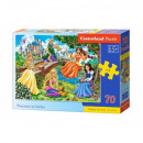 Puzzle DisneyPrincess 70 pieces puzzle - Prince