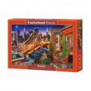 Puzzle of 1000 pieces Brooklyn Bridge