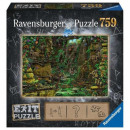 Puzzle 759 elements - Exit, Temple in Ankor