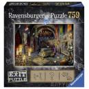 Puzzle 759 elementi - Esci, Knight's Castle