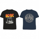 wholesale Shirts & Tops: AC DC T-Shirt MALE ACDC 53 02 003/001