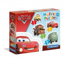 Puzzle DisneyCars My First Puzzle 4in1, Cars