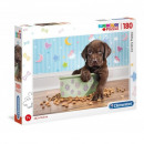Puzzle 180 pieces Lovely Puppy