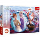Puzzle Disneyfrozen Puzzle 160 pieces. ...