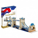 Puzzle 3D Tower Bridge 120 elements