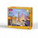 Puzzle Paris 3D Puzzle City Line Paris