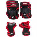 groothandel Sport- & fitnessapparaten: Avengers SKATE BOOTS - SET - KNIEËN, LOCATIE