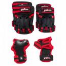 groothandel Sport- & fitnessapparaten: Spiderman SKATE BOOTS - SET - KNIEËN, LOC