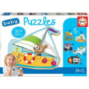 wholesale Toys:Baby Vehicles Puzzle 2