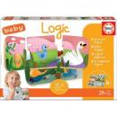 Großhandel Knobelspiele:Puzzle Baby Logikspiel