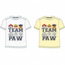 Großhandel Kinder- und Babybekleidung: PSI PATROL ( Paw Patrol ) T-Shirt PAW BOYS 52 0