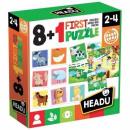HEADU Puzzle 8 + 1 Farm