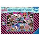 Puzzle 100 pieces LOL Suprprise XXL
