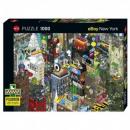 1000 darab puzzle New York Quest - Pixorama