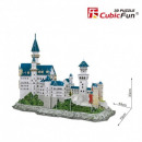 mayorista Juguetes: Rompecabezas 3D Castillo de Neuschwanstein