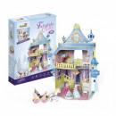 groothandel Speelgoed (algemeen): 3D Puzzle Dollhouse Fairytale Cast
