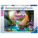 Puzzle 1000 pieces Cave of love