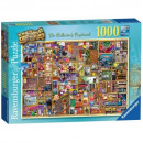 1000 pieces puzzle Collector's Cabinet
