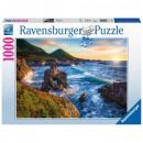 Puzzle 1000 pezzi - Tramonto sull'oceano