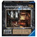 Puzzle 759 elementi - Esci, stanza misteriosa