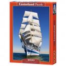Puzzle da 1000 pezzi - Sotto la vela!