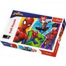 Puzzle Spiderman Puzzle da 30 pezzi - Spiderman e