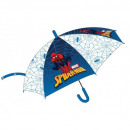 Spiderman Umbrella CHLOPIECA SP S 52 50 1011