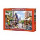 Puzzle 3000 pieces - Blooming Paris