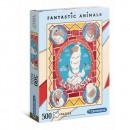 Puzzle 500 piezas Animales Fantásticos - Llamaste