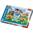 Puzzle of 100 elements - Paw Patrol, Heroic Druze