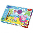 Peppa Puzzle Puzzle 24 pieces Maxi - Peppine Pig
